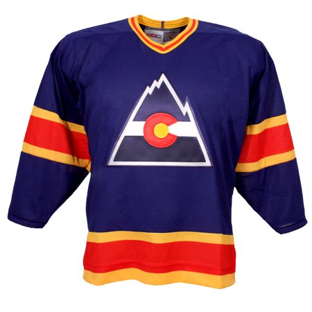 best website 5c378 14422 Colorado Rockies Vintage Replica Jersey 1981 (Away) - CCM ...