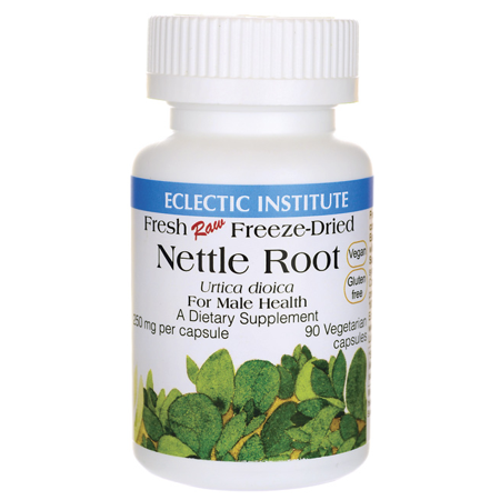 Eclectic Institute - Nettles Root Fd V-90 - Nettle Root Testosterone
