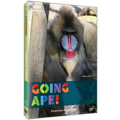 Kids @ Discovery Nature: Going Ape!