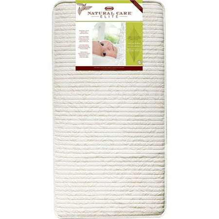 Simmons Kids Natural Care Elite Baby Crib And Toddler
