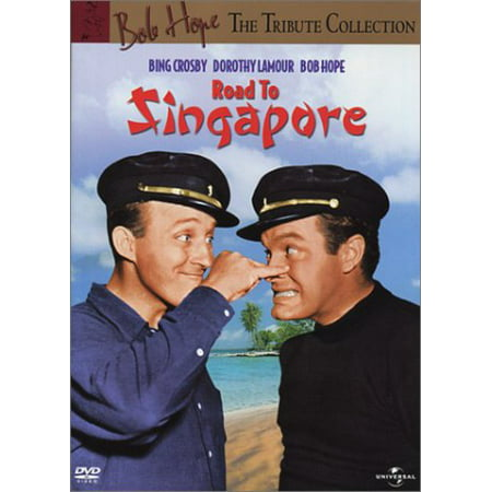 Road to Singapore (DVD) - Halloween Universal Studios Singapore