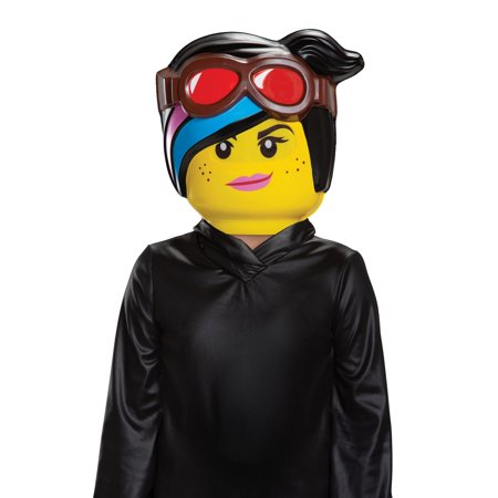 Halloween Lego Movie 2: Lucy Child Mask