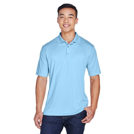 UltraClub Men's Cool & Dry Sport Polo - 8405