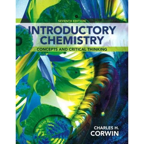 Introductory Chemistry + Masteringchemistry with Etext Access Card: Concepts and Critical Thinking