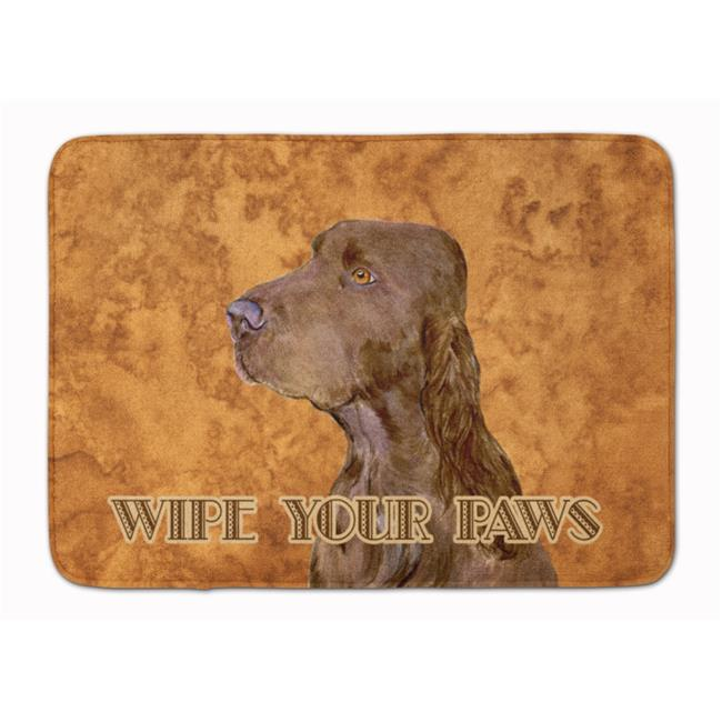 Carolines Treasures SS4879RUG Field Spaniel Wipe Your Paws Machine Washable Memory Foam Mat - image 1 of 1