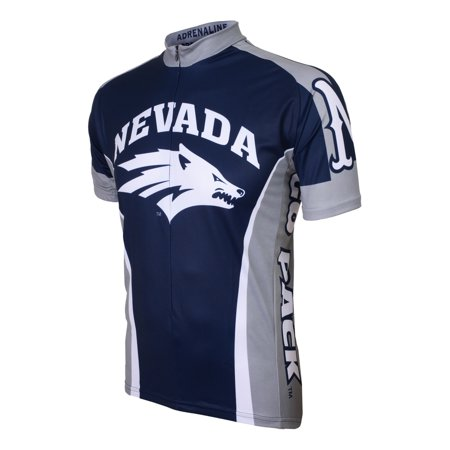 best cheap 0f0e0 70ce8 Adrenaline Promotions University of Nevada Wolf Pack Cycling Jersey