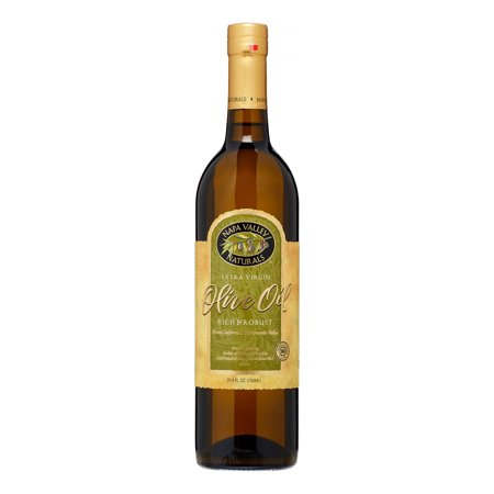 Napa Valley Halloween (Napa Valley Naturals Rich and Robust Extra Virgin Olive Oil, 25.4 Fl Oz, 1)