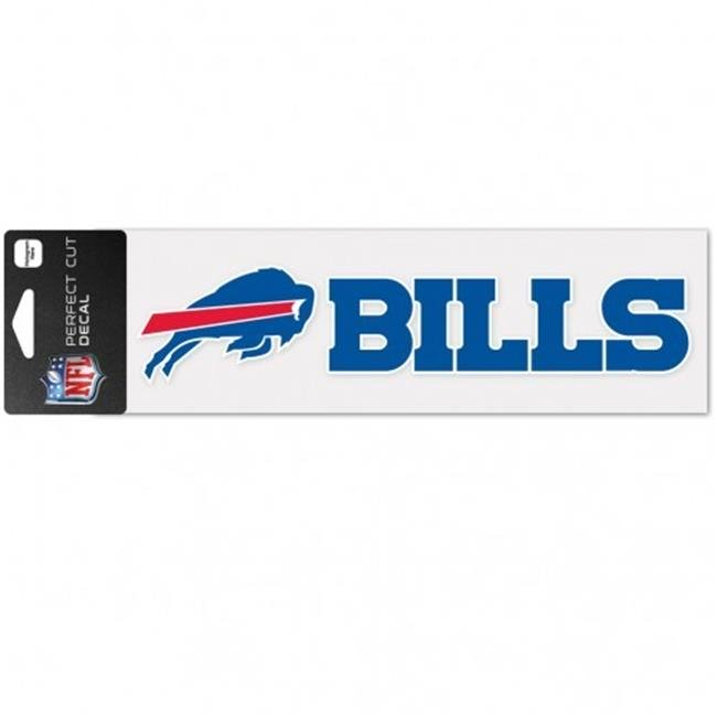 Bills Football Buffalo Combo Logo Sport Decal 5 X 5