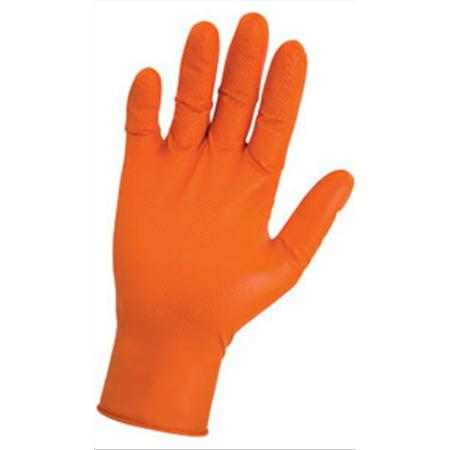 Astro Grip™ Powder-Free Nitrile Disposable Glove, XL SAS Safety 66574 SAS LP