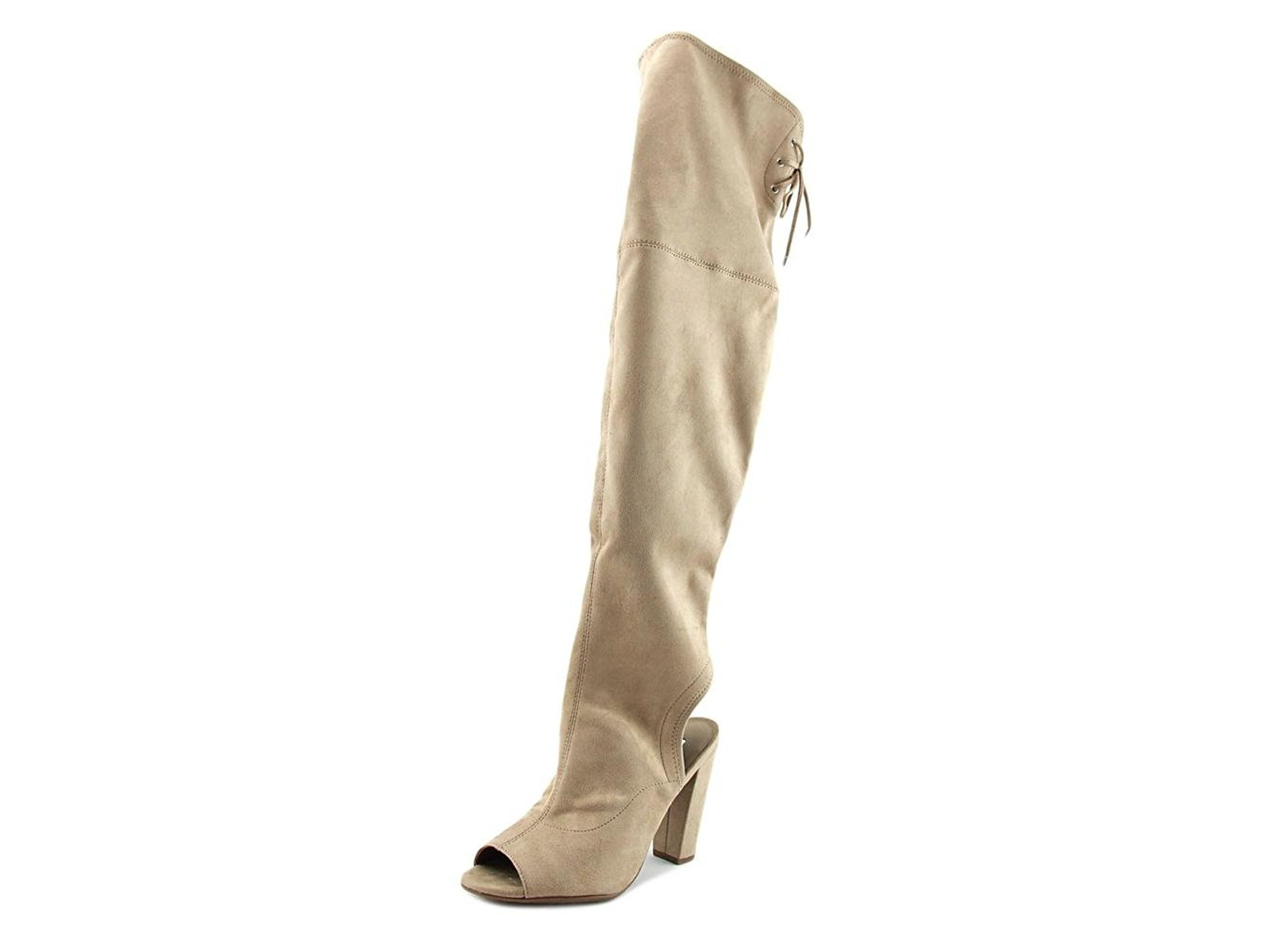 GUESS GUESS GUESS Damenschuhe Galle Open Toe Knee High Fashion Stiefel 979b40