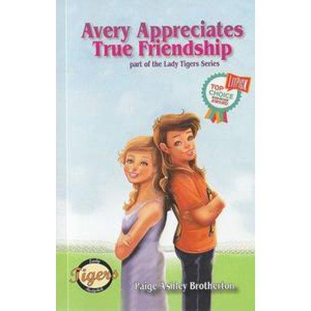 Charlotte Baseball - Avery Appreciates True Friendship - eBook