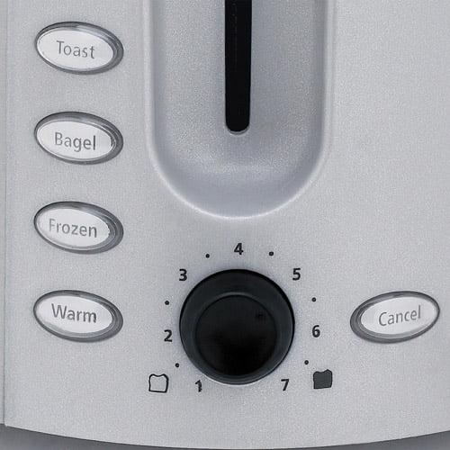 Tostadora Oster 2-Slice Toaster, Brushed Stainless Steel + Oster en VeoyCompro.net