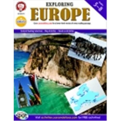 Mark Twain Middle School Exploring Europe Resource Book