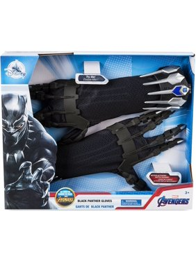 Marvel Avengers Infinity War Black Panther Gloves [2019]