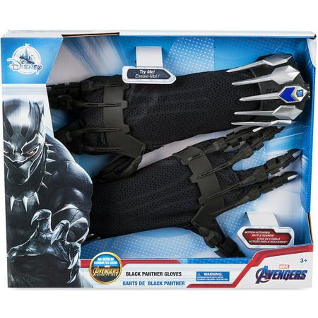 Marvel Avengers Infinity War Black Panther Gloves [2019]](Panther Gloves)