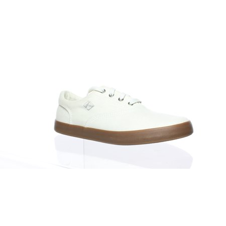 Sperry Mens Oxford - Sperry Top Sider Mens White Oxford Dress Shoe Size 5
