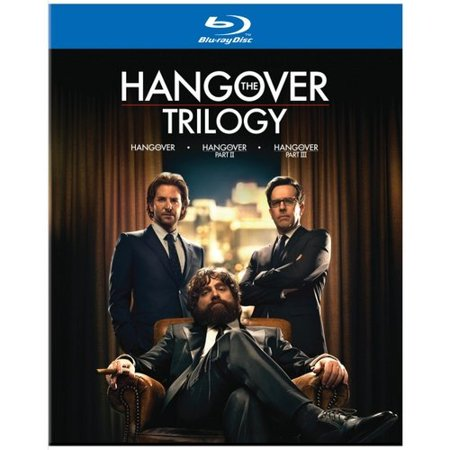 The Hangover Trilogy  Blu Ray   With Instawatch   With Instawatch   Widescreen