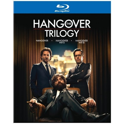 The Hangover Trilogy (Blu-ray) (With INSTAWATCH) (With INSTAWATCH) (Widescreen)