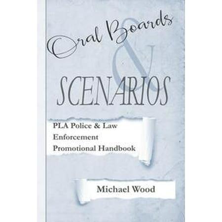 Police Handbook (Promotional Handbook Guide for Police / Law Enforcement: Oral Boards and Scenarios - eBook )
