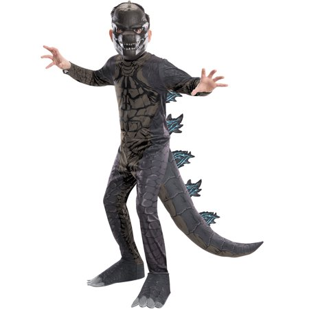 Kings Costume For Kids (Godzilla: King of the Monsters Godzilla Classic Costume Child)