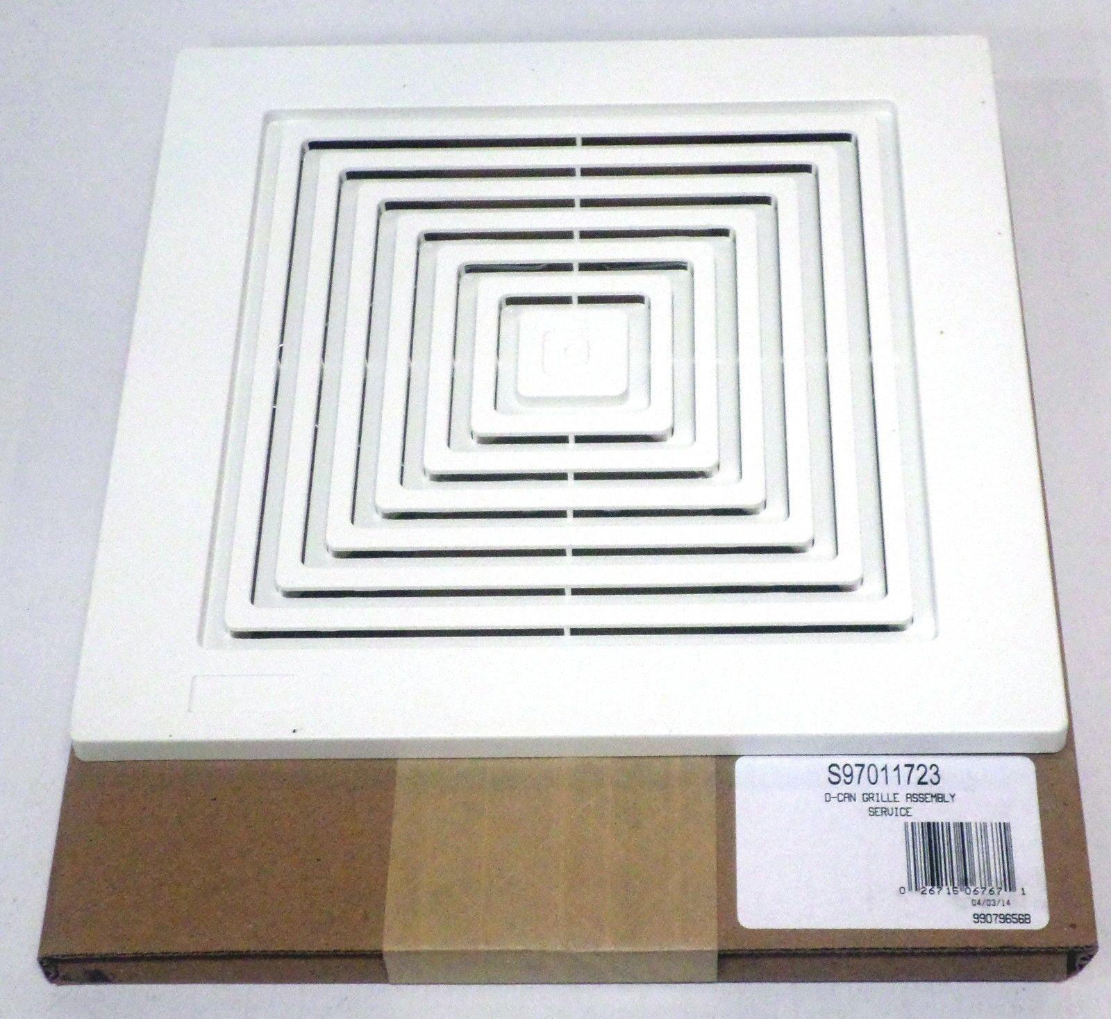 Broan Nutone 97011723 Bath Bathroom, Bathroom Fan Covers