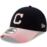 new style 01df4 a787a Product Image Cleveland Indians New Era 2019 Mother s Day 9FORTY Adjustable  Hat - Navy Pink - OSFA