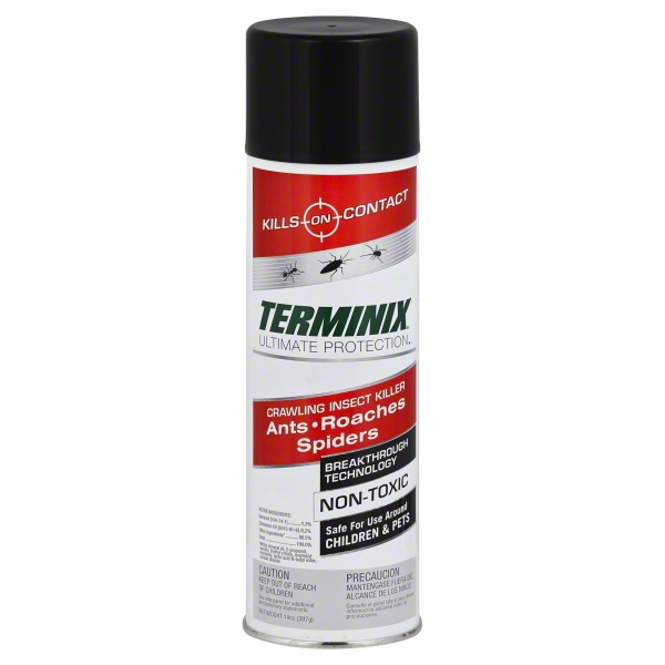 Terminix Ultimate Protection Crawling