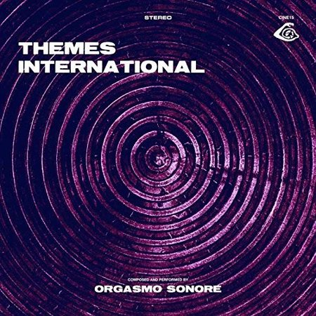 Halloween Themed Metal Music (Orgasmo Sonore - Themes International -)