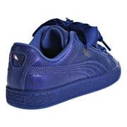 pretty nice 14a36 8401a Puma Basket Heart NS Women's Shoes Baja Blue 364108-03