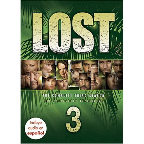 Lost: The Complete Third Season - The Unexplored Experience (Spanish Language Packaging) (Widescreen)