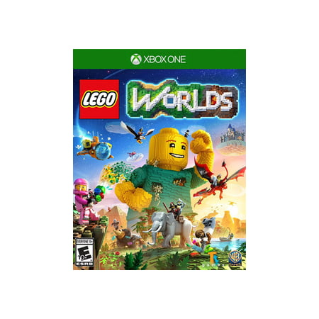LEGO Worlds, Warner Bros, Xbox One