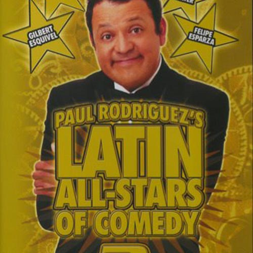 LATIN ALL STARS OF COMEDY:VOL 2
