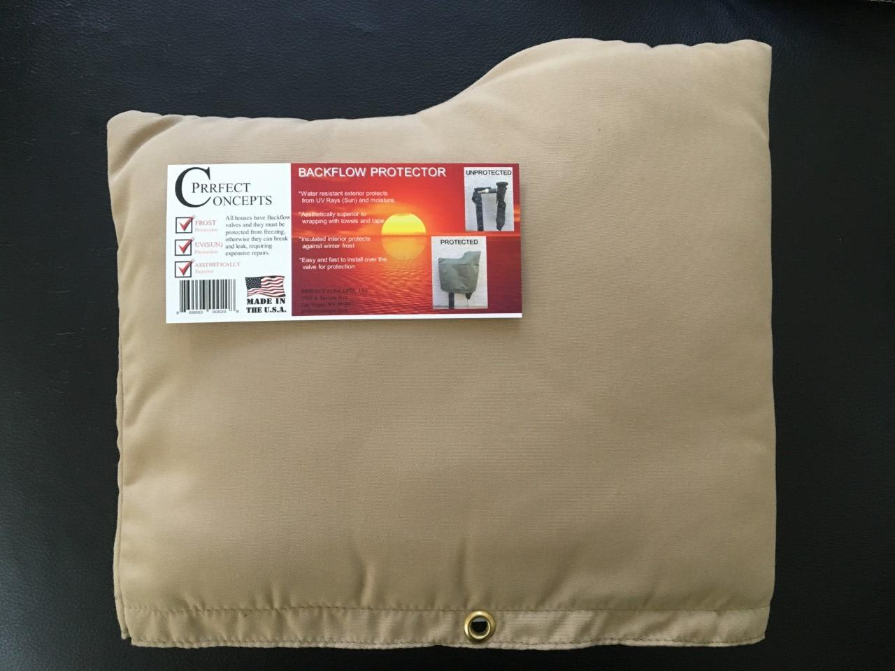 Backflow Cover Outdoor Residential Uv Waterproof Insulated