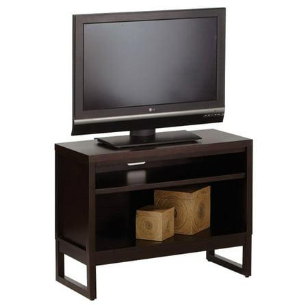 Progressive Furniture Athena TV Stand - Dark Chocolate