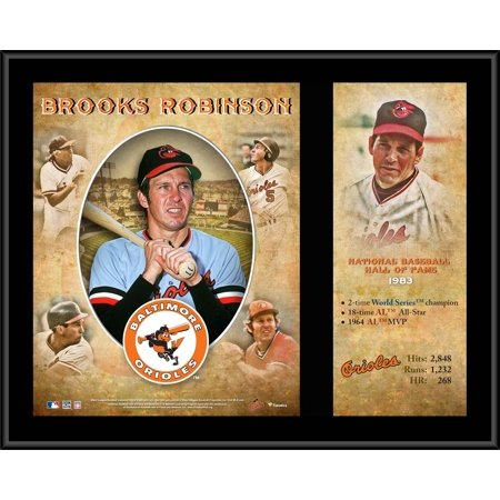 Brooks Robinson Baltimore Orioles 12