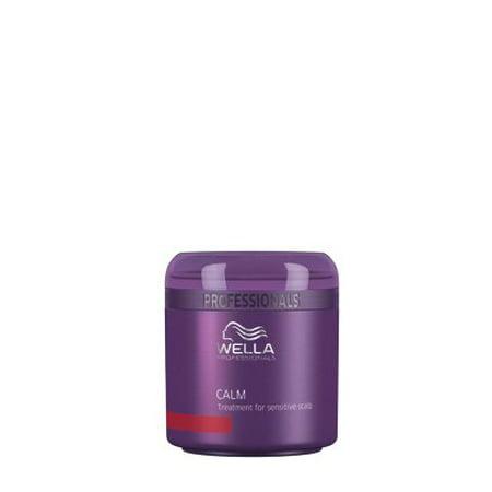 Wella Calm Treatment for Sensitive Scalp, 5.07 (Wella Balance Treatment For Sensitive Scalp Review)