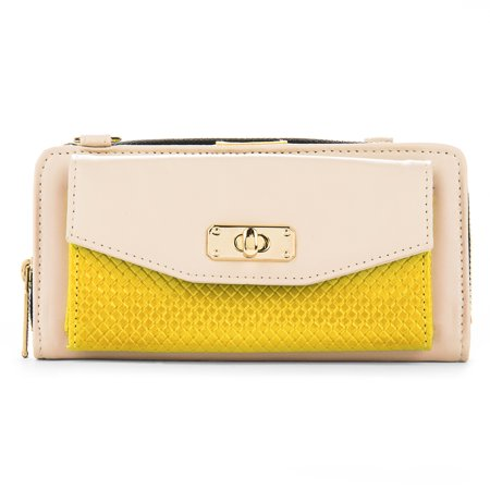 Original Vintage Venice Fashion Clutch VanGoddy Purse Bag for Phones Up to 6 Inches (Includes Removable Shoulder Strap)