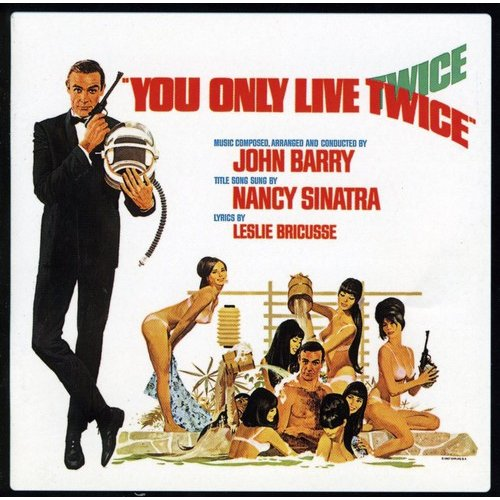 Various Artists - You Only Live Twice [Expanded] [CD]