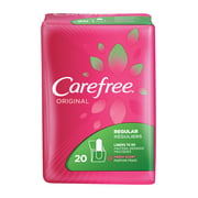 Best Carefree Pads - Carefree Original Regular Pantiliners To Go, Fresh Scent Review