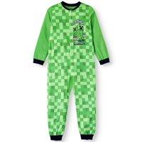 Boys' Minecraft Onesie Pajama Sleeper (Little Boy & Big Boy)
