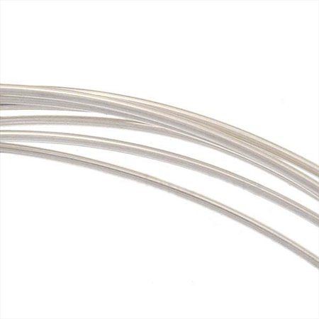 (Sterling Silver Wire 22 Gauge Round Dead Soft (5 Feet))