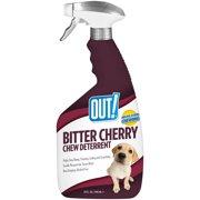 OUT! Bitter Cherry Dog Chew Deterrent, 32 oz,