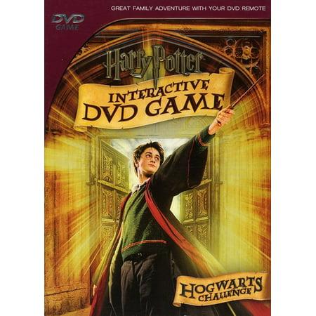 Harry Potter: Hogwarts Challange - Interactive GM