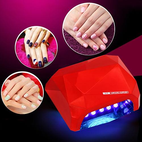 gel machine for nails walmart