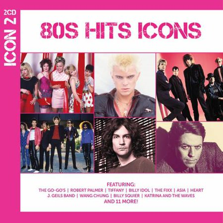 Icon Series: 80's Hits (2CD) - Candy From The 80's