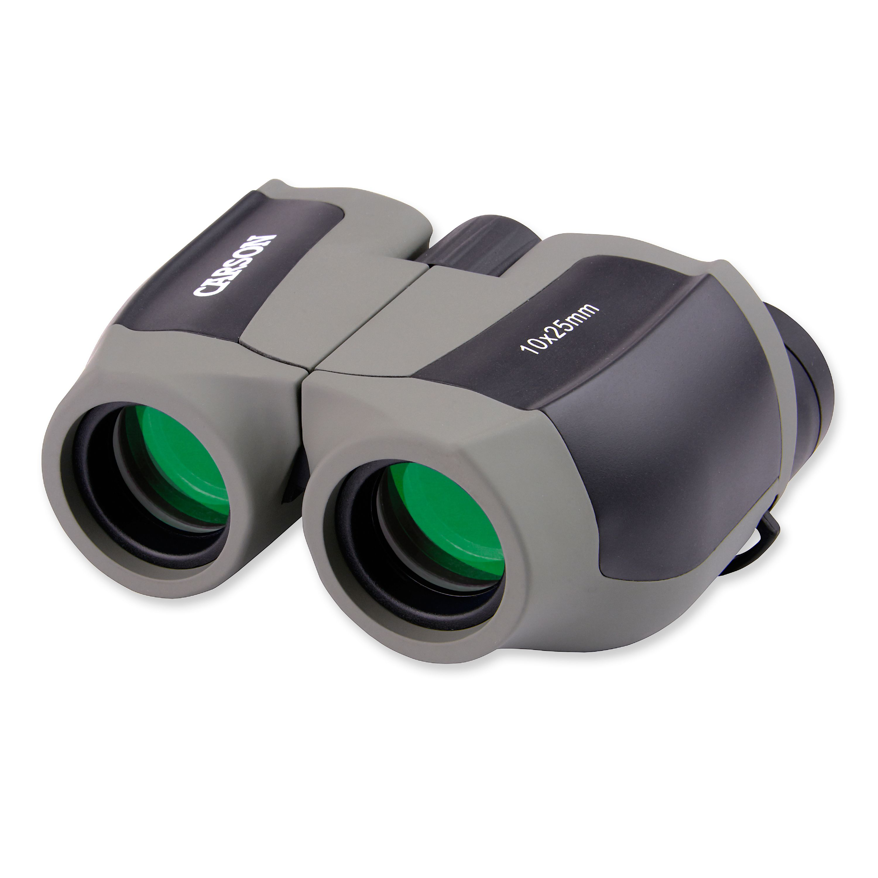 Carson 10x25mm Scout Series Compact Binoculars