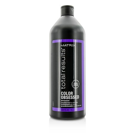 Total Results Color Obsessed Antioxidant Conditioner (For Color Care)-1000ml/33.8oz
