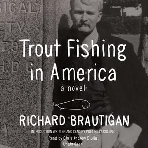 Trout Fishing in America - Audiobook
