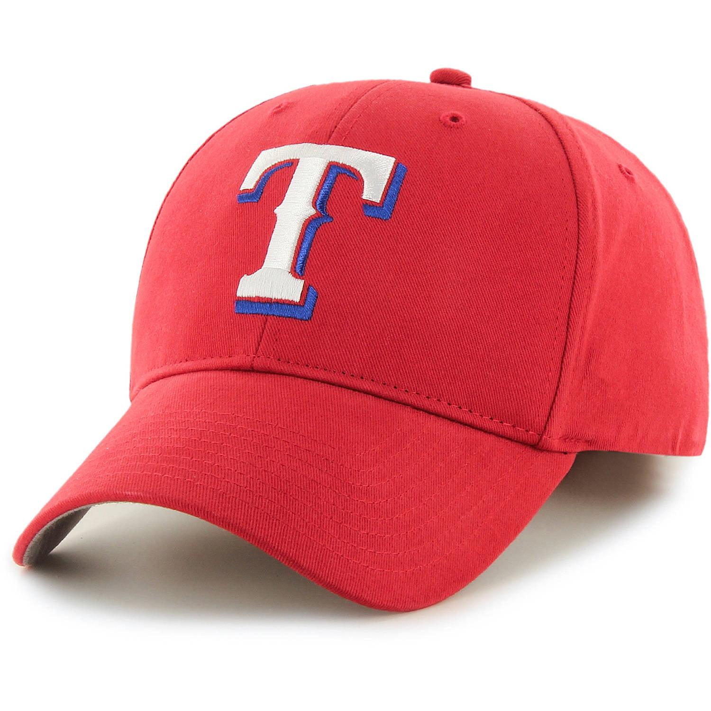 brand new better buy best MLB Texas Rangers Reverse Basic Adjustable Cap/Hat by Fan Favorite ...