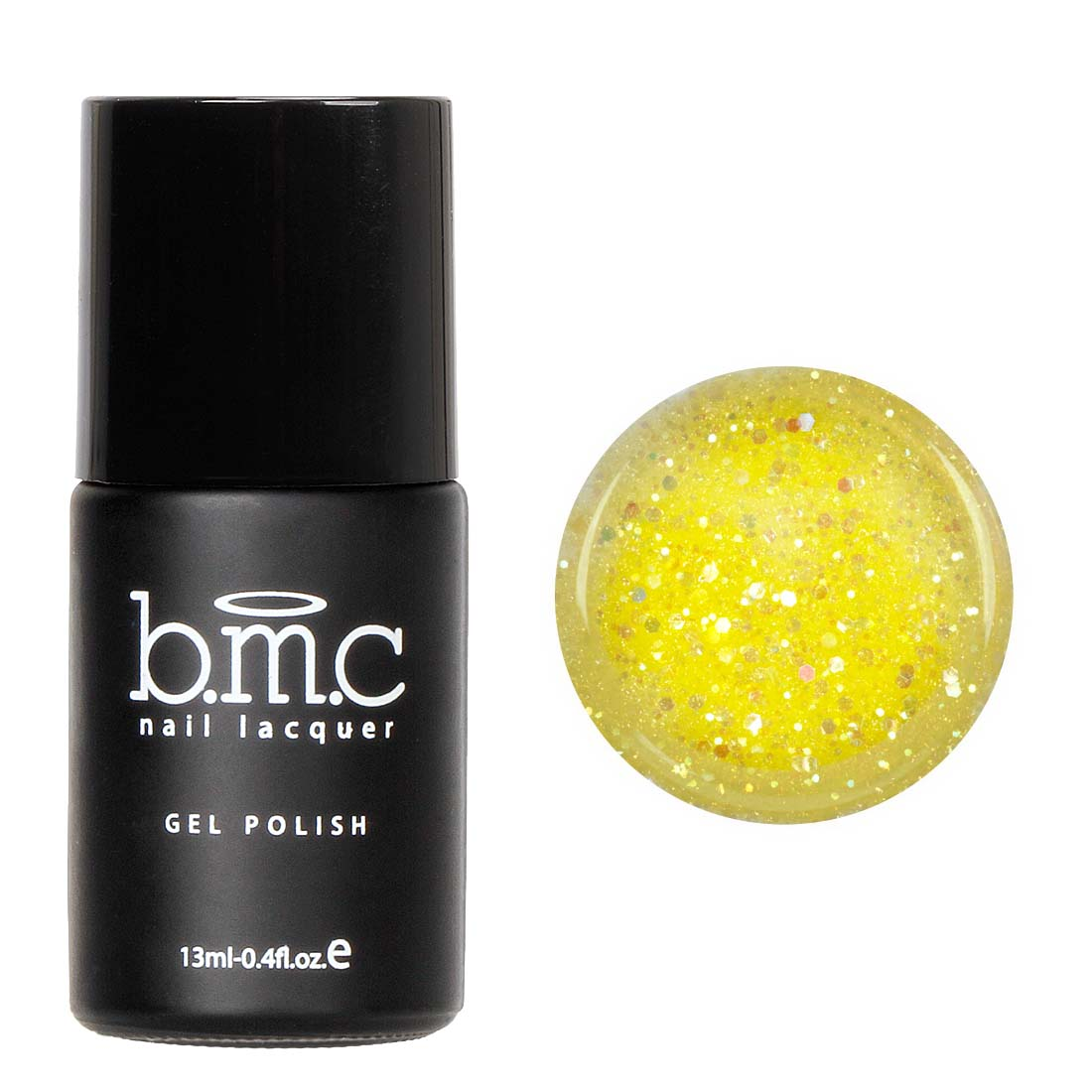 BMC Bright Creamy UV/LED Nail Lacquer Gel Polish - Sands of Aruba Collection